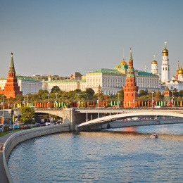 MOSCOW   &   ST. PETERSBURG TOUR 6 DAYS/5 NIGHT