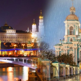 Moscow & St. Petersburg Tour